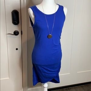 Blue cotton Guess dress